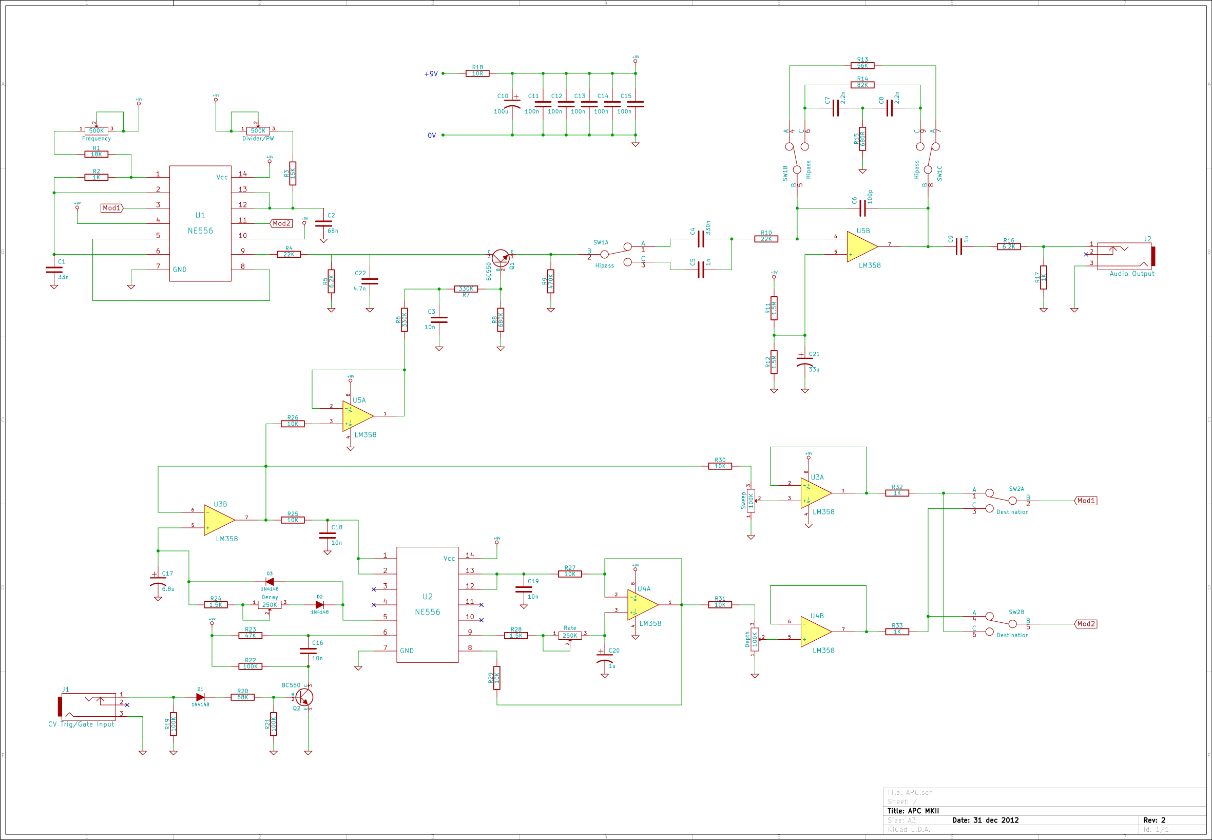 Atari Punk Console Schematic Wiring Diagrams 555 Simple Oscillator Andreas Siagian Diy Stepped Tone Generator Apc Circuit Vero Layout